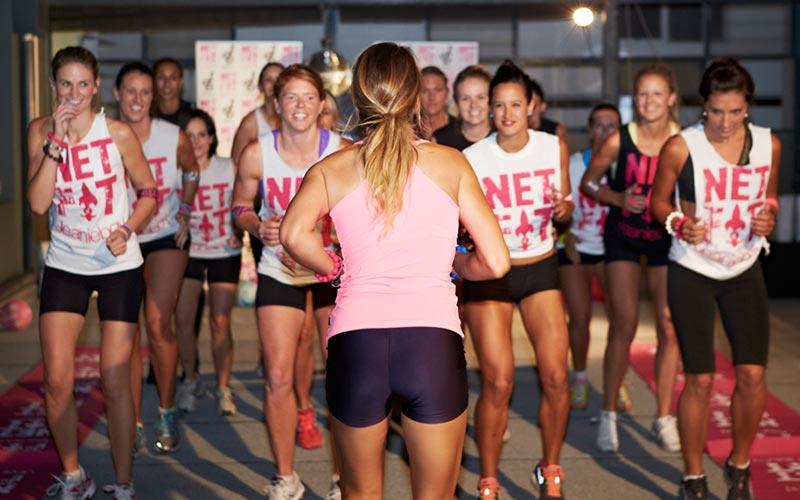 NETFIT Netball Fitness