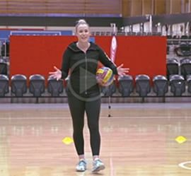 NETFIT Netball elite coaches giving their insight to drills