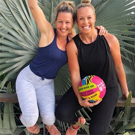 5-10min Netball tips and life hack lessons from the NETFIT team.